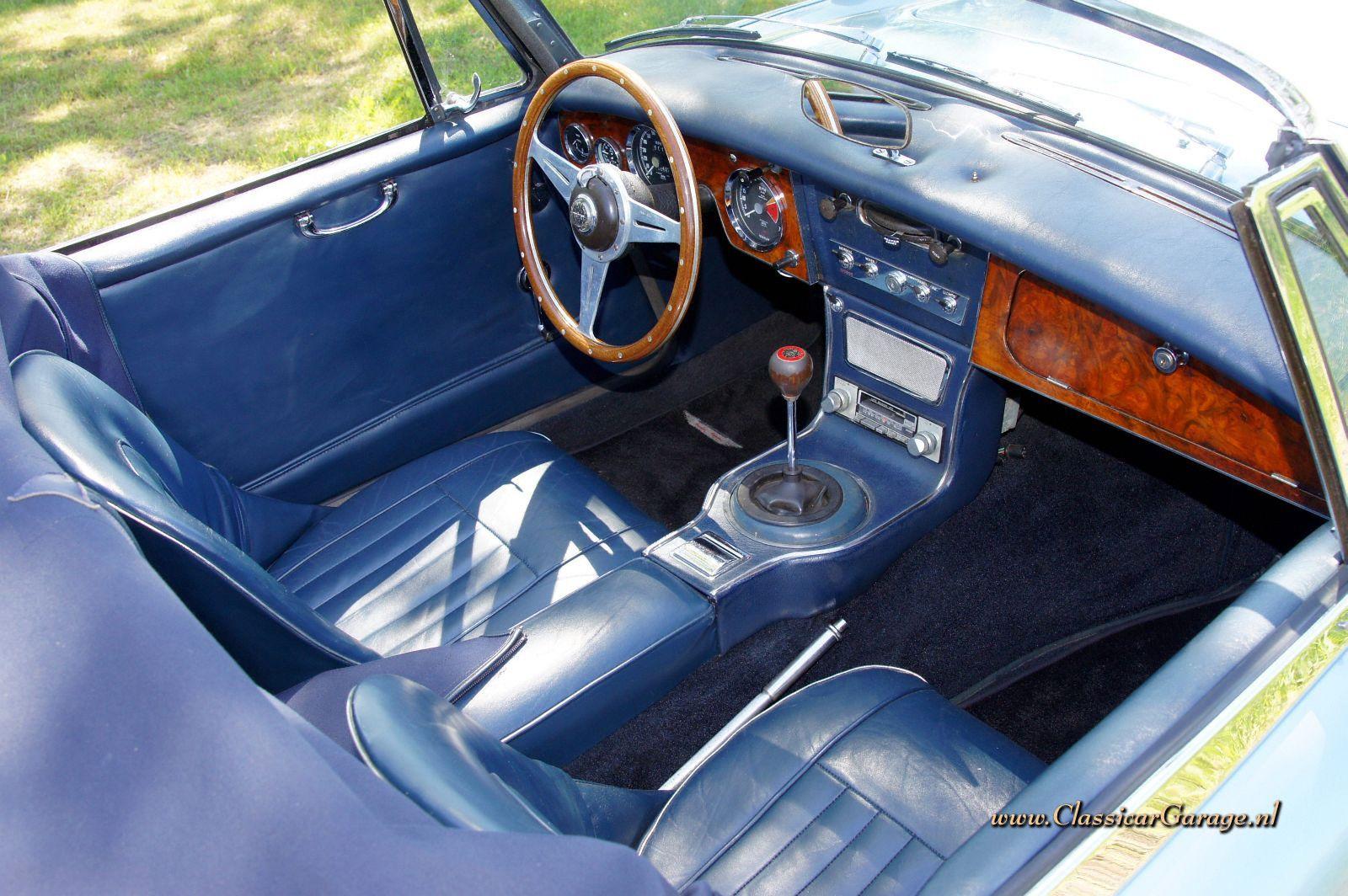 austin healey 3000 mk iii phase 1 1964 details. Black Bedroom Furniture Sets. Home Design Ideas