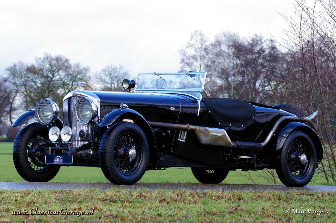 Bentley 3 5 Litre Special 1934 Details