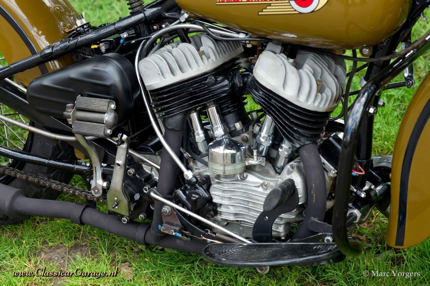 Car Garages Harley Davidson Wlc 1942 Details