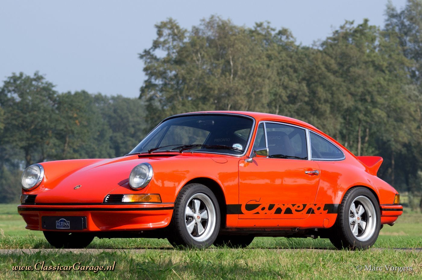 porsche 911 carrera rs 3 6 replica 1970 details. Black Bedroom Furniture Sets. Home Design Ideas