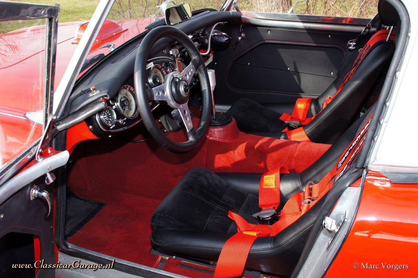 Car Garages Austin Healey 3000 Mk Ii Bn7 Rally Car 1962 Details