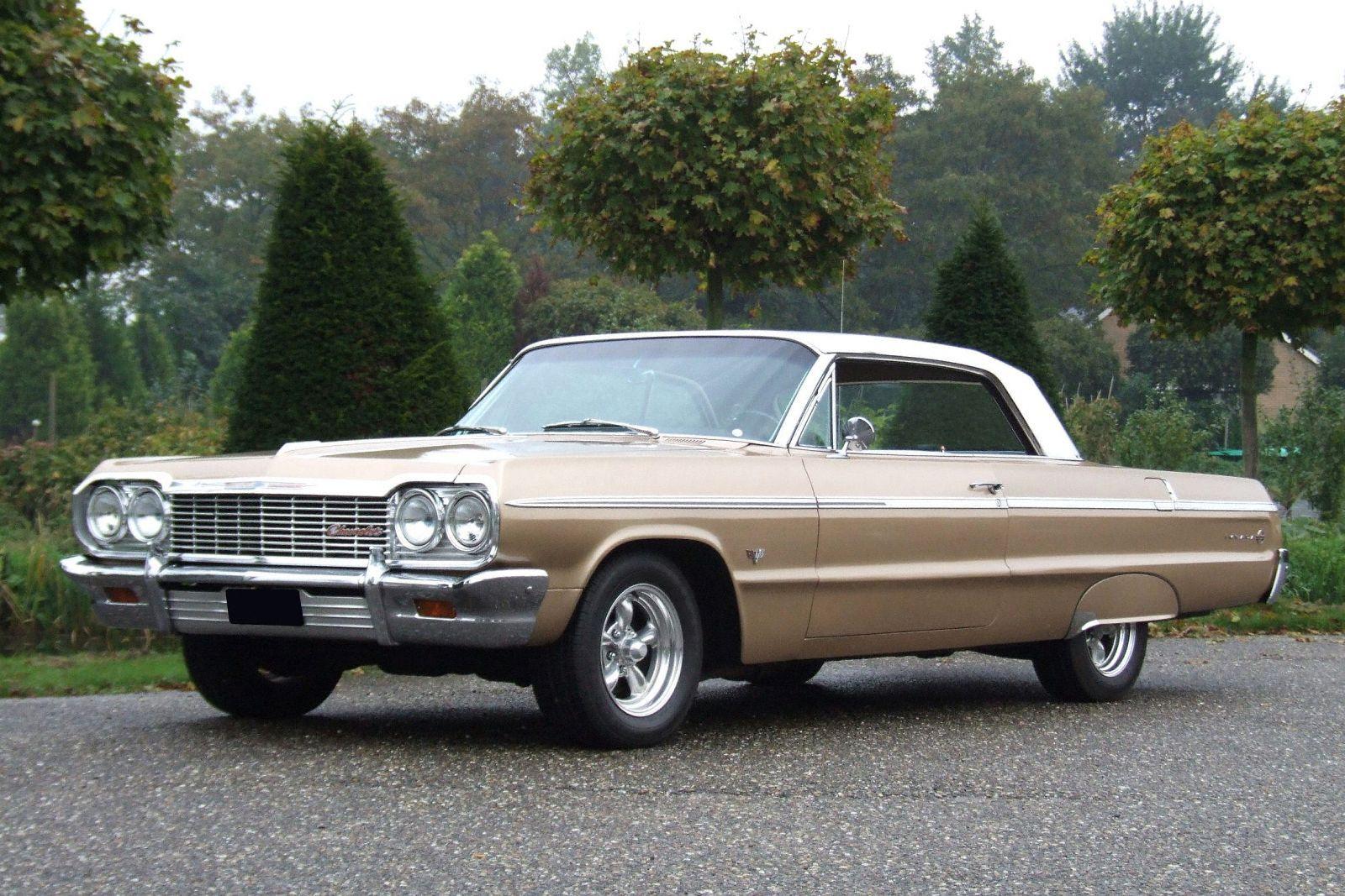 chevrolet impala ss hardtop coupe 1964 details. Black Bedroom Furniture Sets. Home Design Ideas