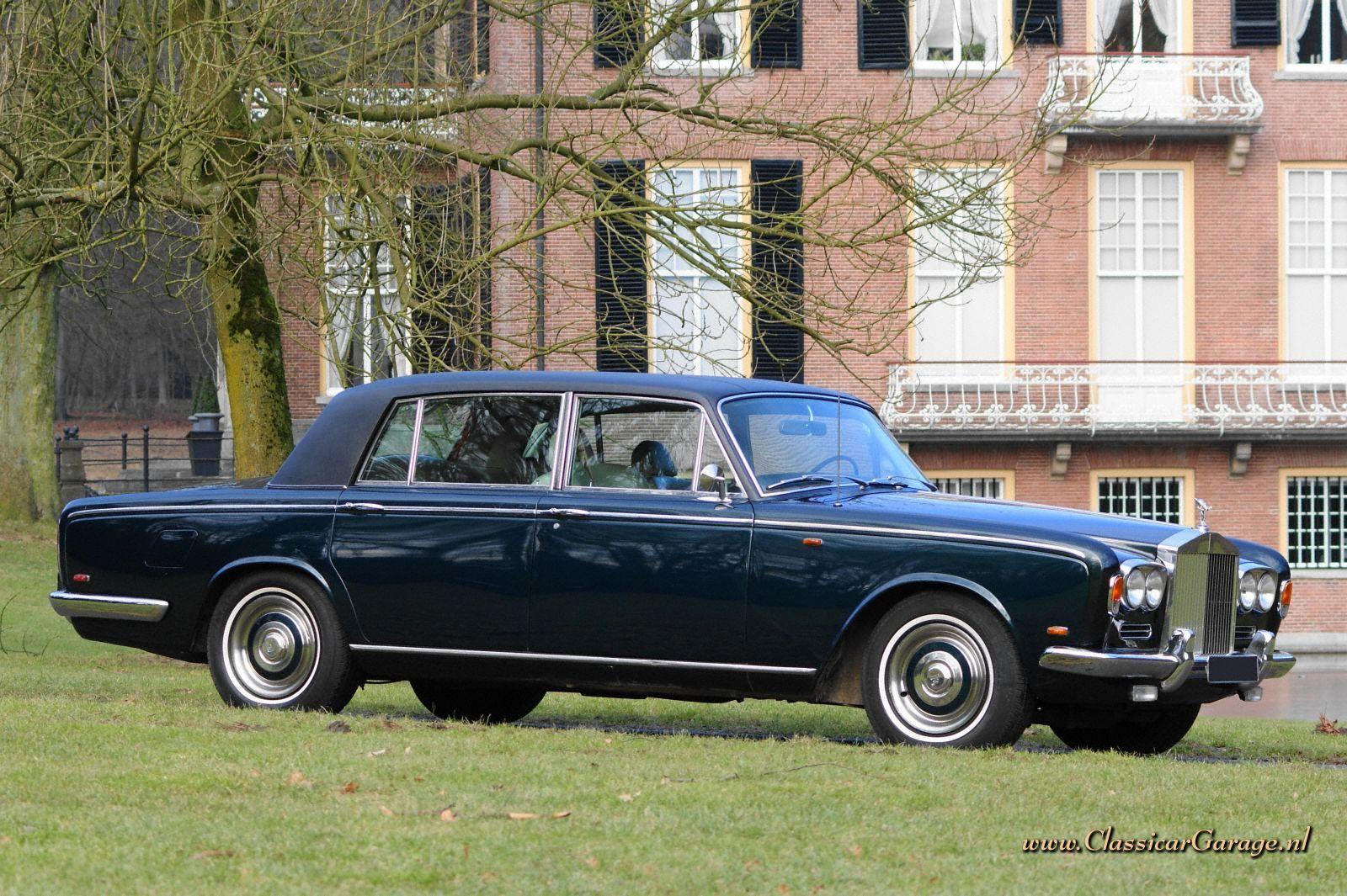 Rolls Royce Silver Shadow Lwb 1969 Details