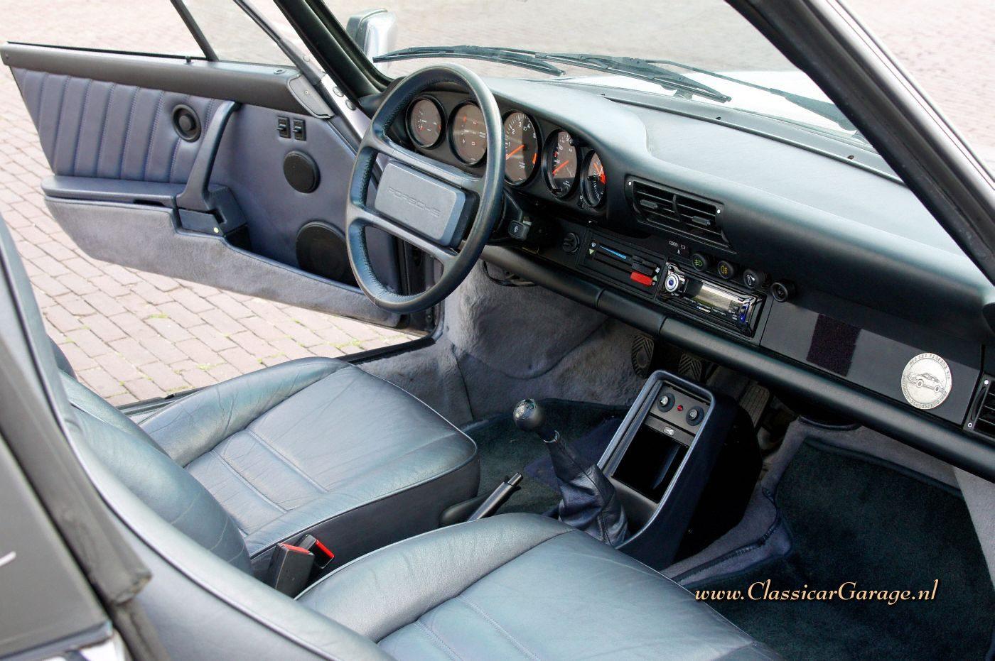 Porsche 911 Carrera 3 2 Targa Commemorative Edition