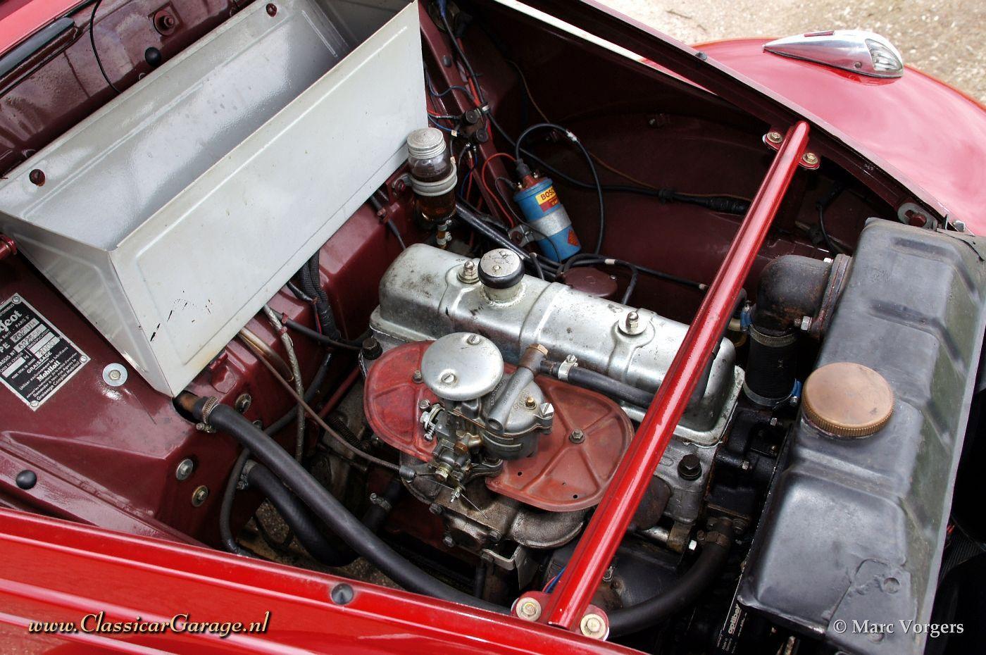 Peugeot 202 Camionette 1947 Details