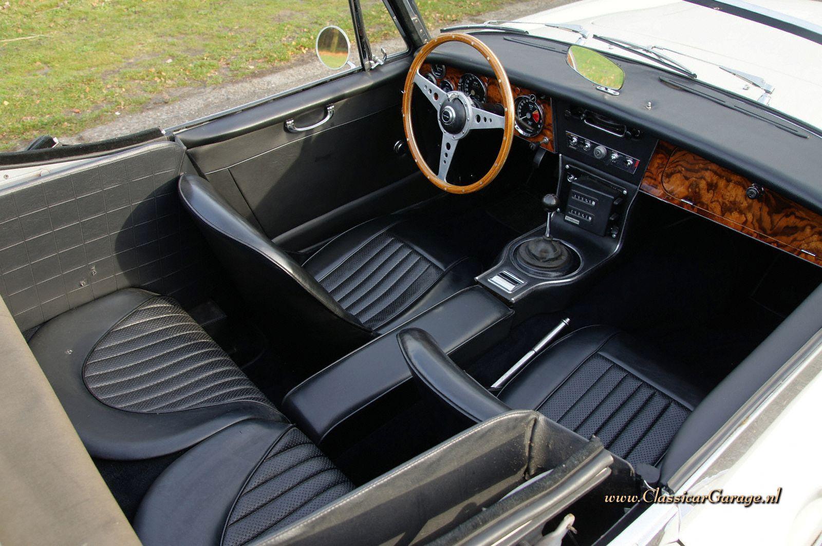 austin healey 3000 mk iii phase 1 1965 details. Black Bedroom Furniture Sets. Home Design Ideas