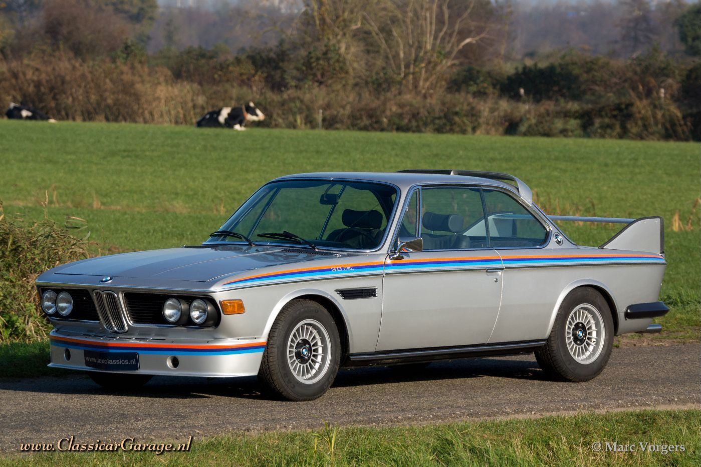1973 3.0 Csl >> BMW 3.0 CSL 'Batmobile', 1973 details