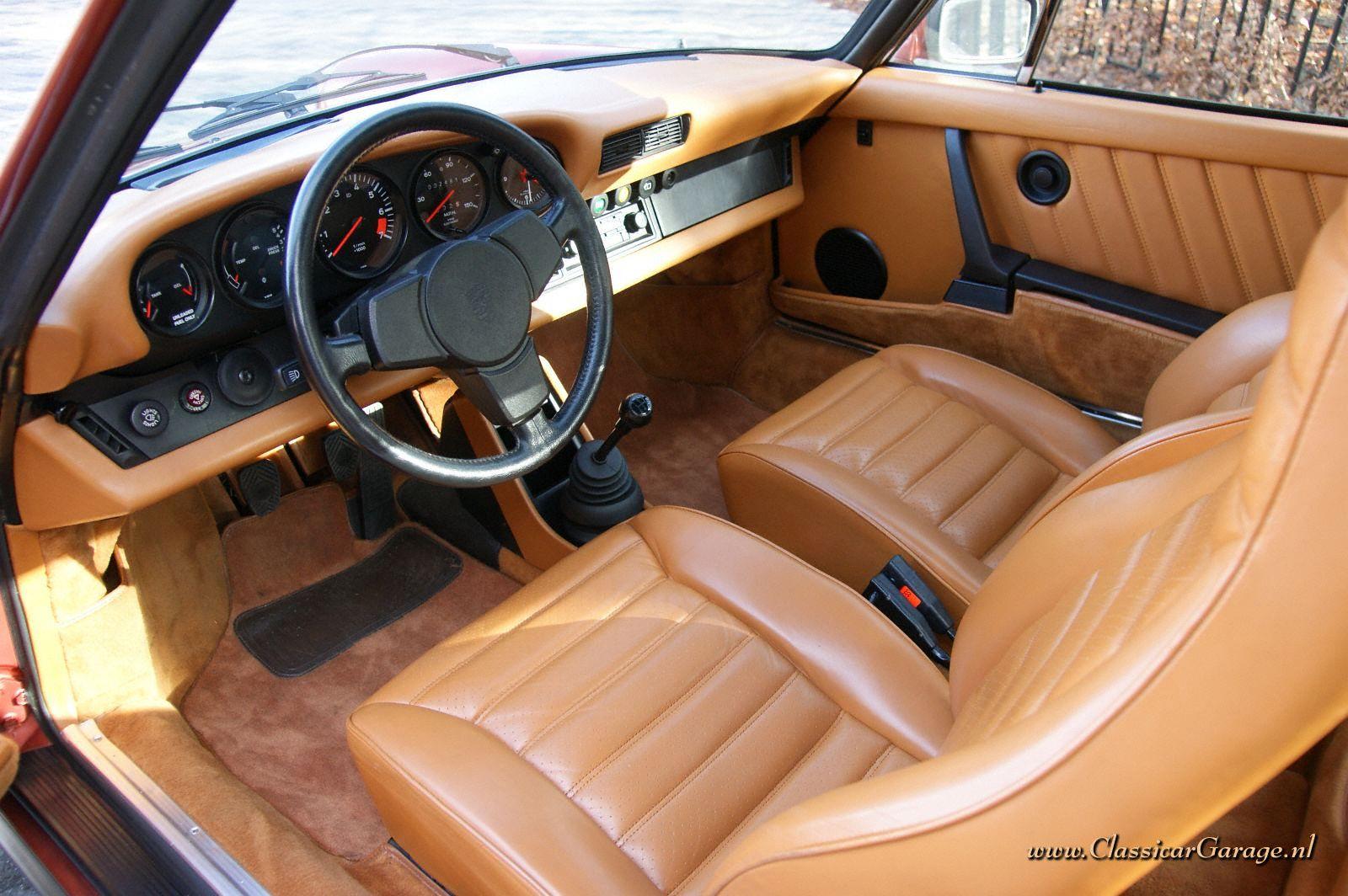 Porsche 911 Sc Targa 1979 Details