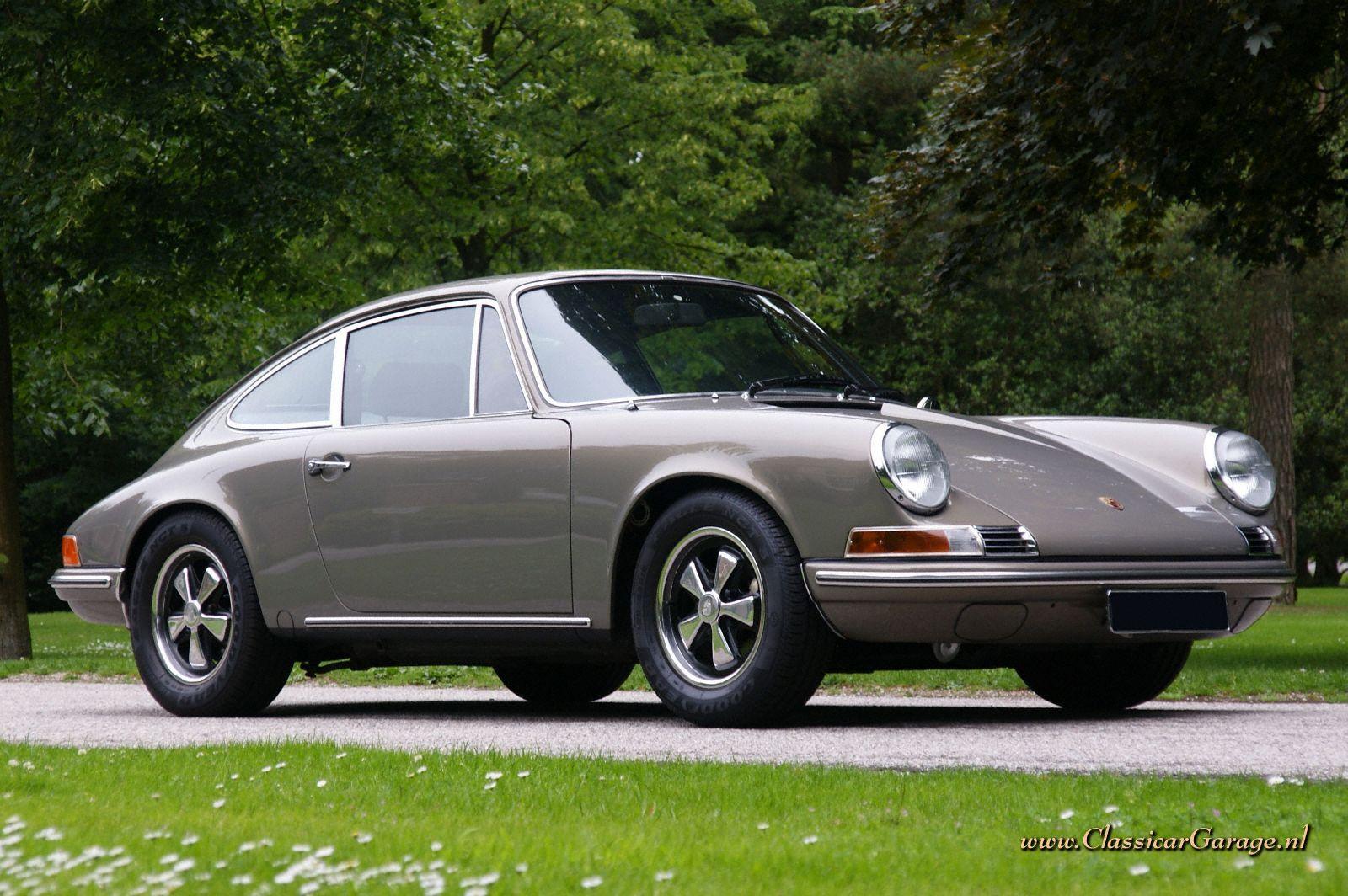 Porsche 911 2 2 T Coupe 1970 Details