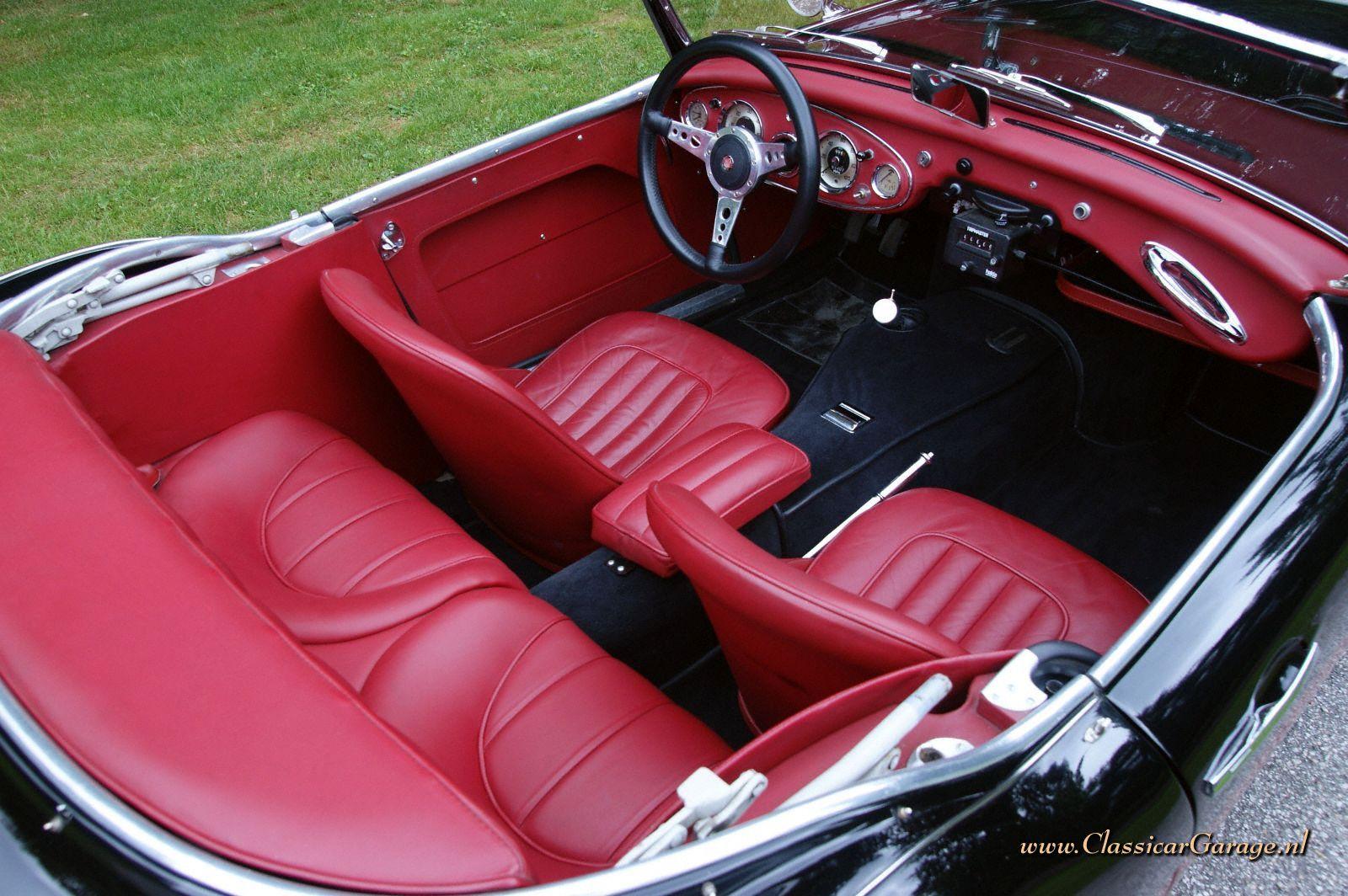 austin healey 3000 mk i 1960 details. Black Bedroom Furniture Sets. Home Design Ideas