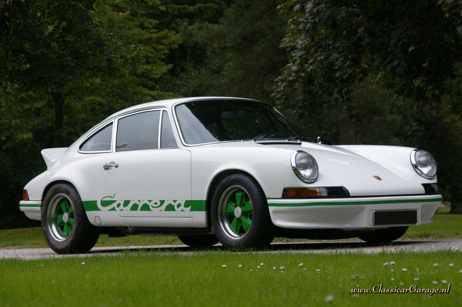 porsche 911 carrera 2 7 rs touring 1973 details