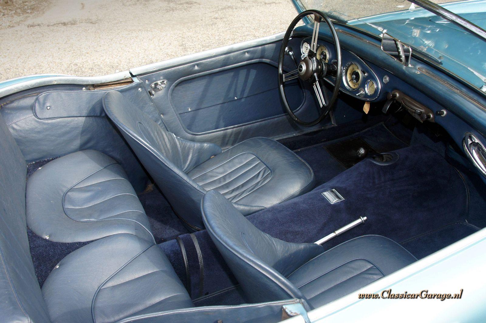 austin healey 100 6 bn 4 1958 details. Black Bedroom Furniture Sets. Home Design Ideas