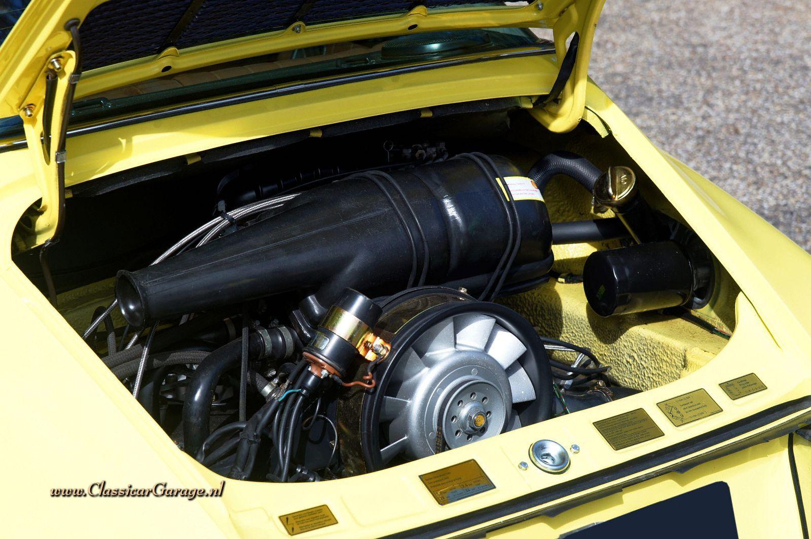 porsche 911 24t targa 1973 details