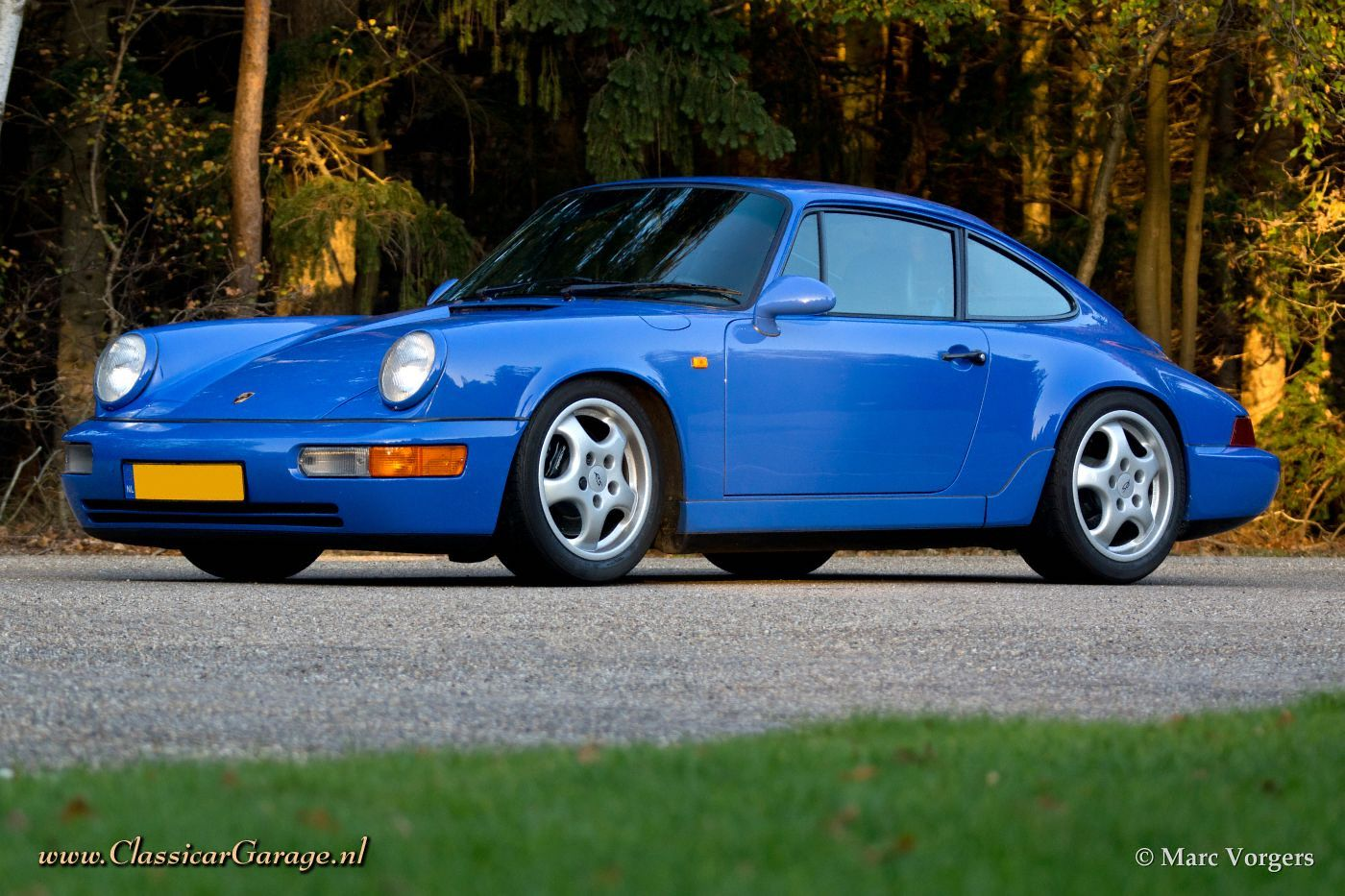 Porsche 911 964 Carrera Rs 1992 Details