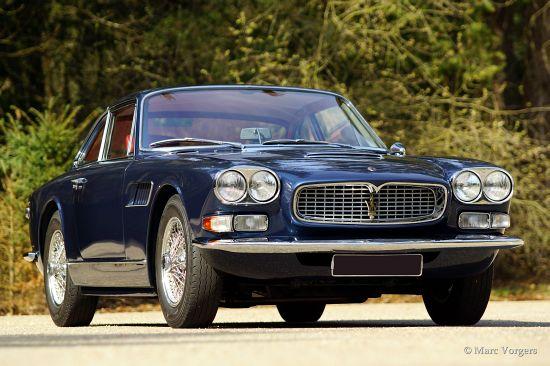 Maserati Sebring 3500 Gt I Series 2 1965