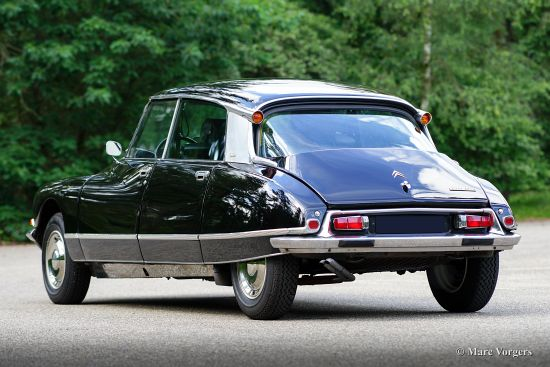 citroen ds 23 pallas 1973. Black Bedroom Furniture Sets. Home Design Ideas